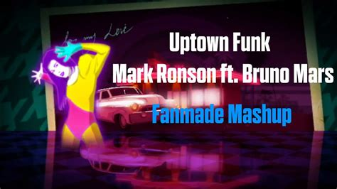 Mark Ronson Ft. Bruno Mars