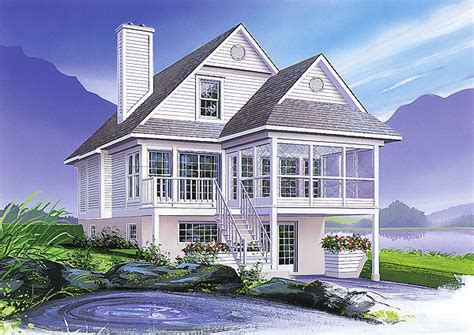 Top 10 Bestselling Lake House Plans #2 Will Make You