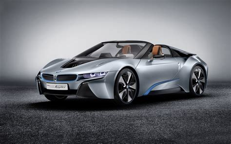 Bmw I8 Spyder Concept 2012 3 Wallpaper