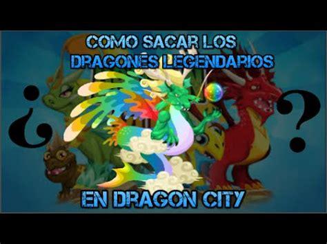 Como sacar los dragones legendarios en Dragon City 2016 y