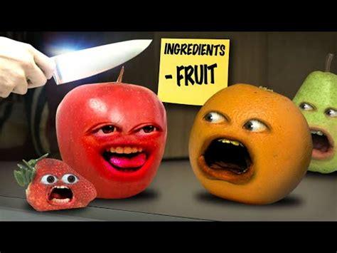 annoying orange kitchen carnage youtube