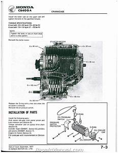 Wiring Diagram For 1981 Honda Cm400 Custom