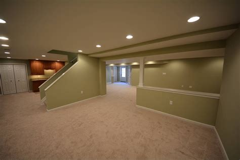 Wall décor comes in a generation of choices which makes it complex for someone who wants to enrich their half painted ideas can be embraced anywhere, and your bathrooms are not an exception to it. Basement Half Walls and Design Columns Ideas | BasementRemodeling.com