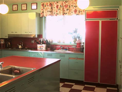 kitchen faucets replacement nancy 39 s metal kitchen cabinets get a fresh coat of paint