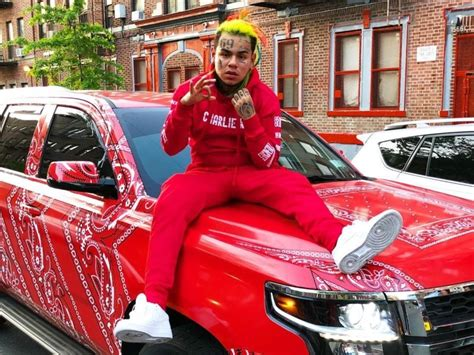 tekashi ixine reportedly  skittles chief keef cd