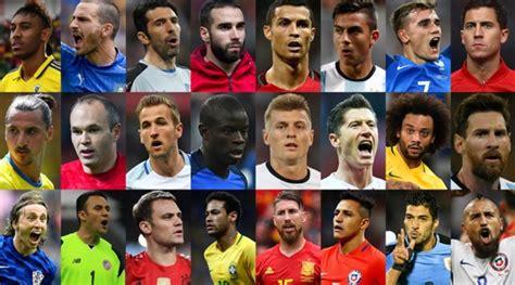 لیست اولیه بهترین بازیکن جهان در سال 2017 منتشر شد رئال مادرید 7 نماینده دارد طرفداری