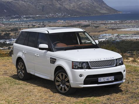 Land Rover Range Rover Picture by 2012 Land Rover Range Rover Sport Pictures Information