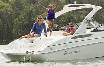 Larson Boat Dealers In Mn by Community Development Morrison County Success Stories