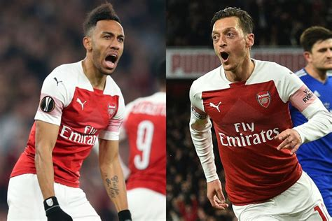 Alan Smith heaps praise on Arsenal duo Mesut Ozil and ...