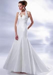 halter mermaid style wedding dress styles of wedding dresses With halter style wedding dresses