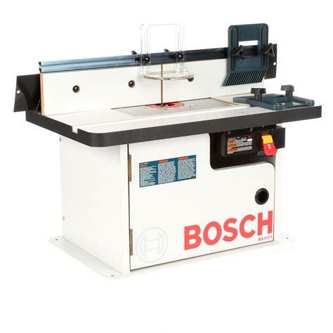 bosch ra1171 cabinet style router table bosch benchtop laminated router cabinet style table with 2