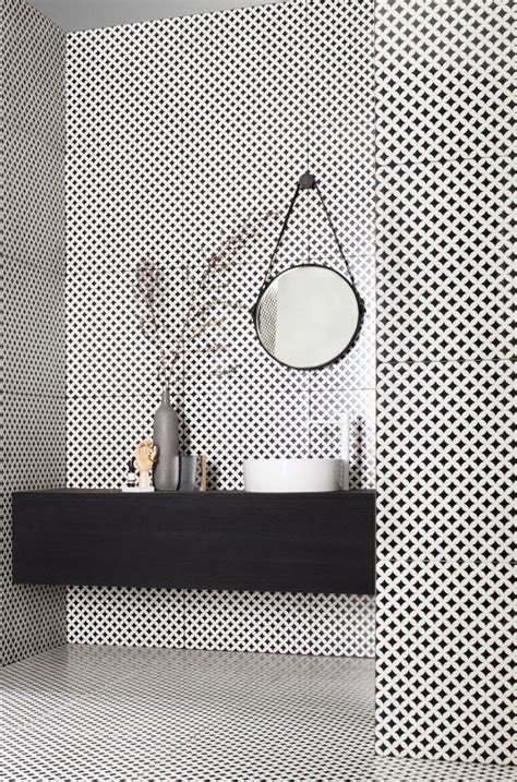 black and white wall tile designs 30 black and white bathroom wall tile designs ideas and pictures