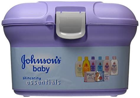Johnson Bathtime Gift Set S Essentials Baby New Care Skin