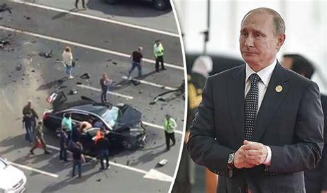 putin involved  massive assassination attempt  car