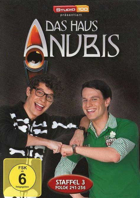 Das Haus Anubis  Staffel 3 Dvd Oder Bluray Leihen