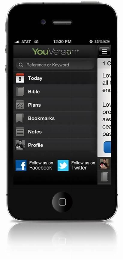 App Bible Iphone Features Touch Ipad Menu