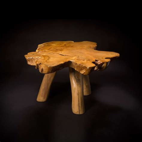Differences in form, color are naturally occurring in the wood. Reclaimed Teak Root Coffee Table - Decora Loft