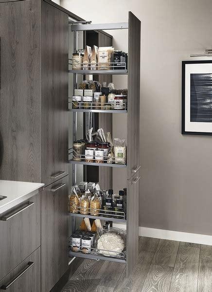 upgrade full height pull  larder kitchen storage