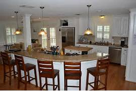 Minimalis Large Kitchen Islands With Seating Gallery 10315 STEWART RD GALVESTON TX 77554