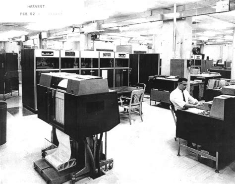 computer room 1962 ibm harvest hoare graydon rust history kunia days clean architecture center compilers recounts creator february sigint operations