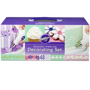 wilton 174 decorator preferred decorating set