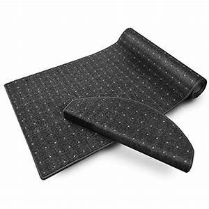 Stufenmatten Für Wendeltreppen : schwarz stufenmatten und weitere teppiche teppichboden g nstig online kaufen bei m bel ~ Sanjose-hotels-ca.com Haus und Dekorationen
