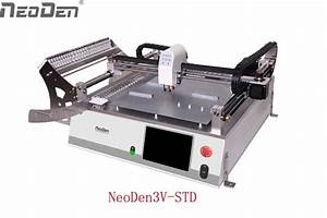 Smt Neoden3v 23 Feeders Manual Small Pnp Machine Guide