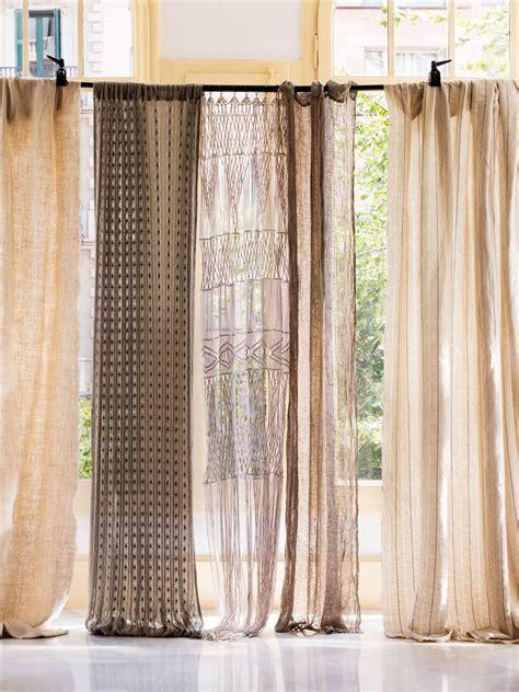 elige el tejido perfecto  cada cortina