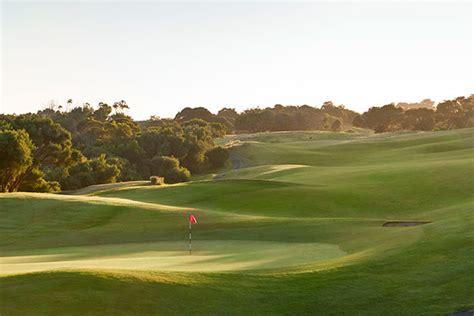 Golf & The Course At Racv Cape Schanck Resort