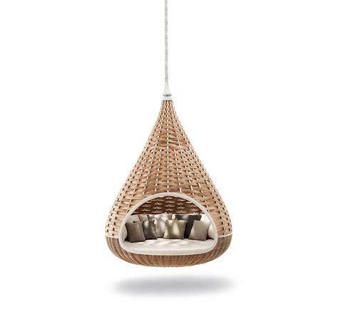 dedon swing dedon nestrest hanging lounger