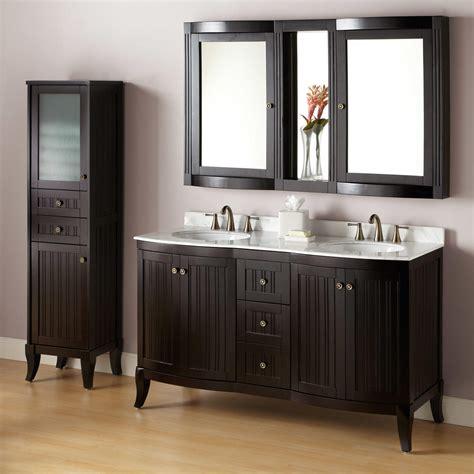 Espresso Bathroom Cabinet Bathroom Wall Cabinet Espresso