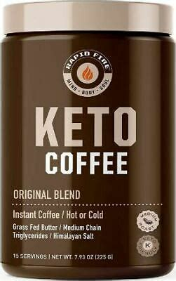 When it comes to the keto diet , it can mean giving up the majority of your favorite beverages, including sodas, alcohol, and. Rapid Fire Keto Coffee Mix Supports Energy Metabolism Weight Loss Burn Fat Diet 35046104481 | eBay