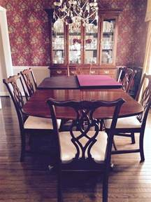 Ethan Allen Dining Room Sets Ebay by Cherry Dining Room Set Ebay