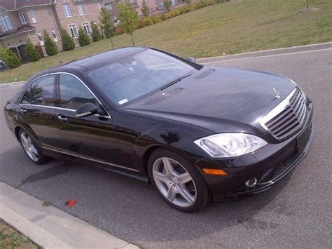 Used 2009 Mercedes-benz S550 4matic Amg Sports Package For