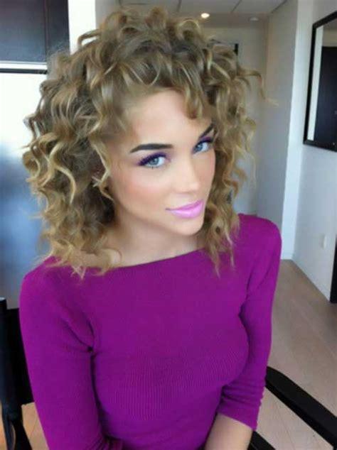 short medium curly hairstyles short hairstyles 2018