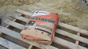 Dosage Beton Pour 1 Sac De Ciment 25 Kg : le classic ciment gris ~ Premium-room.com Idées de Décoration