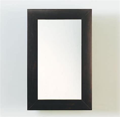 black medicine cabinet with mirror hutton inset medicine cabinet