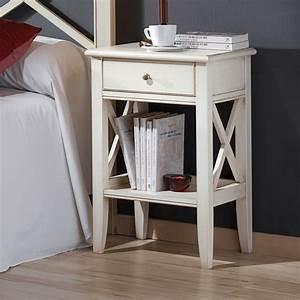 Ampm Table De Chevet : quelle table de chevet choisir pour votre jolie chambre coucher ~ Teatrodelosmanantiales.com Idées de Décoration