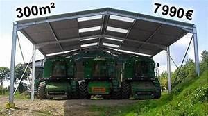 Batiment Moins Cher Hangar : construction de hangar agricole 300m pour 7 990 ~ Premium-room.com Idées de Décoration