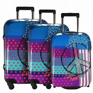 Travelite Koffer Set : travelite flux 2 4 rollen kofferset 3tlg kaufen otto ~ Jslefanu.com Haus und Dekorationen