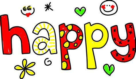 Happy Images Happy Text Free Stock Photo Domain Pictures