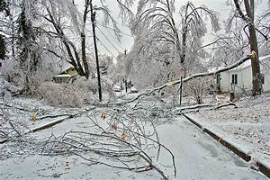 Remembering The 2009 Ice Storm In Fayetteville
