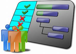 Clipart - Project Schedule