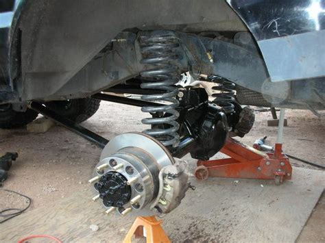 Land Rover Discovery Trail Rig, 1-ton Axles, 4-linked
