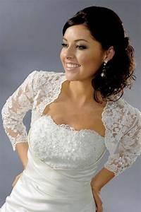 2015 bridal wedding lace bolero lace jacket wedding dress With lace shrug for wedding dress