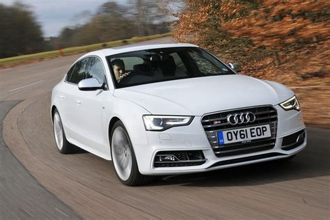 audi  sportback review auto express