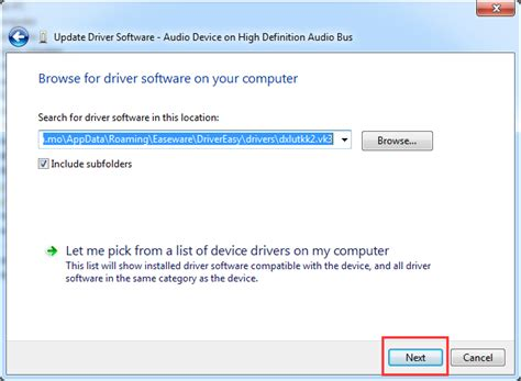 Easy To Update Drivers In Windows 7  Driver Easy