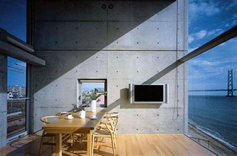 tadao ando 4x4 house interior design architecture in 2019 tadao o modern architects