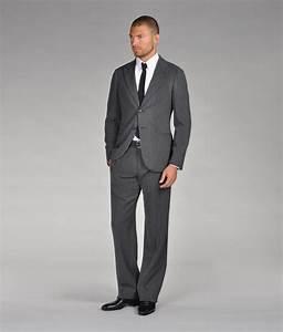Giorgio Armani Suits For Men