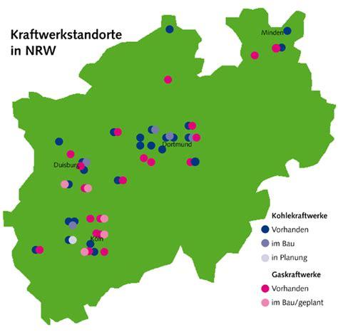 kohlekraftwerke nrw karte hanzeontwerpfabriek